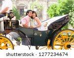 Tourist Couple On City Break...