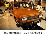 retro museum in varna  bulgaria ...   Shutterstock . vector #1277275051