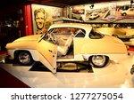 retro museum in varna  bulgaria ...   Shutterstock . vector #1277275054