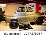 retro museum in varna  bulgaria ...   Shutterstock . vector #1277275057