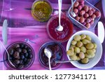 traditional turkish culture... | Shutterstock . vector #1277341171