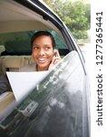 businesswoman working in... | Shutterstock . vector #1277365441