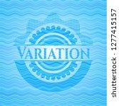 variation sky blue water wave... | Shutterstock .eps vector #1277415157