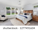 Master Bedroom Interior In New...