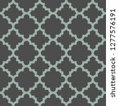 seamless pattern with retro... | Shutterstock .eps vector #1277576191