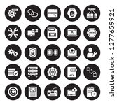 25 vector icon set   image seo  ... | Shutterstock .eps vector #1277659921