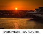 port rhodes greece november 6... | Shutterstock . vector #1277699281
