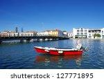 View Of Tavira City  Portugal