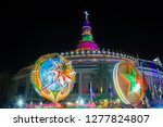 sakon nakhon thailand.december... | Shutterstock . vector #1277824807