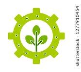 renewable energy pictogram icon ... | Shutterstock .eps vector #1277910454