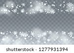 background for new year... | Shutterstock .eps vector #1277931394