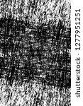 rough grunge pattern design.... | Shutterstock .eps vector #1277951251