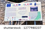 ragusa italy  september 25... | Shutterstock . vector #1277980237