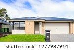 brand new australian median... | Shutterstock . vector #1277987914
