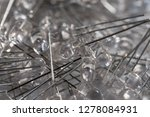 electronic components  lots of... | Shutterstock . vector #1278084931