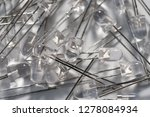 electronic components  lots of... | Shutterstock . vector #1278084934