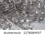 electronic components  lots of... | Shutterstock . vector #1278084937