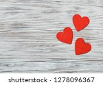Stock photo love concept for mother s day and valentine s day valentine love valentine s day postcard happy 1278096367