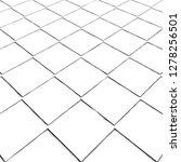 abstract texture of rhombuses. | Shutterstock . vector #1278256501