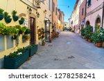 orbetello  italy   october 08 ... | Shutterstock . vector #1278258241