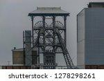 Old Steel Mine Shaft