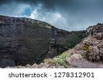 vesuvius is probably not only... | Shutterstock . vector #1278312901