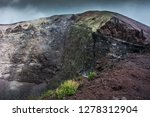vesuvius is probably not only... | Shutterstock . vector #1278312904