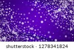 winter border with ultra violet ... | Shutterstock .eps vector #1278341824