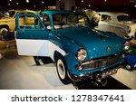 retro museum in varna  bulgaria ...   Shutterstock . vector #1278347641