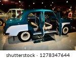 retro museum in varna  bulgaria ...   Shutterstock . vector #1278347644