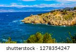 stunning view of the adriatic... | Shutterstock . vector #1278354247