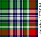celtic classic check plaid... | Shutterstock .eps vector #1278391444