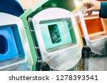 background of environmental... | Shutterstock . vector #1278393541