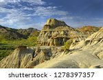 Large Hoodoo Mountain Of The...