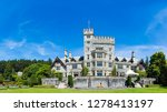 hatley castle national historic ... | Shutterstock . vector #1278413197