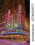 new york city  united states of ... | Shutterstock . vector #1278420577