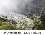 Icelandic Dettifoss Waterfall...
