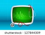 vector illustration of... | Shutterstock .eps vector #127844309