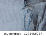 gray fabric texture from a pile ...   Shutterstock . vector #1278465787