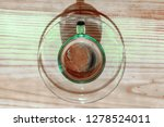 turn on the life concept a cup... | Shutterstock . vector #1278524011