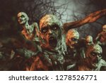 Zombies Horror Night 3d...