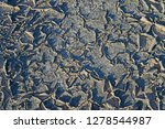 the parched soil   Shutterstock . vector #1278544987