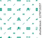 mixer icons pattern seamless...   Shutterstock .eps vector #1278713257
