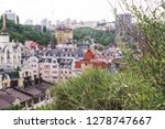 beautiful multi colored... | Shutterstock . vector #1278747667