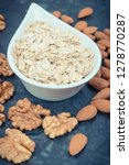 natural healthy food containing ... | Shutterstock . vector #1278770287