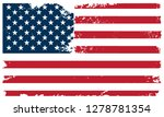flag of the united states... | Shutterstock .eps vector #1278781354