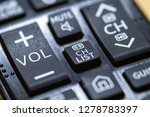 volume and channel buttonsn... | Shutterstock . vector #1278783397