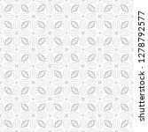 organic background. seamless... | Shutterstock .eps vector #1278792577