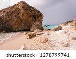 beautiful coastline view from... | Shutterstock . vector #1278799741