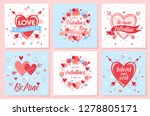 collection of creative... | Shutterstock .eps vector #1278805171
